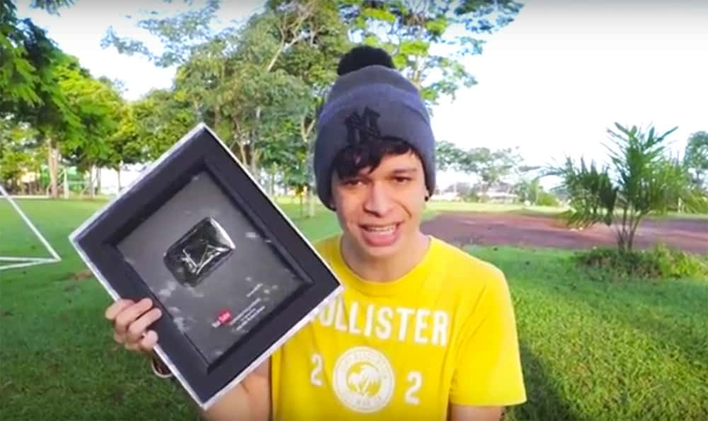 Top 10 v�deos mais odiados do Youtube