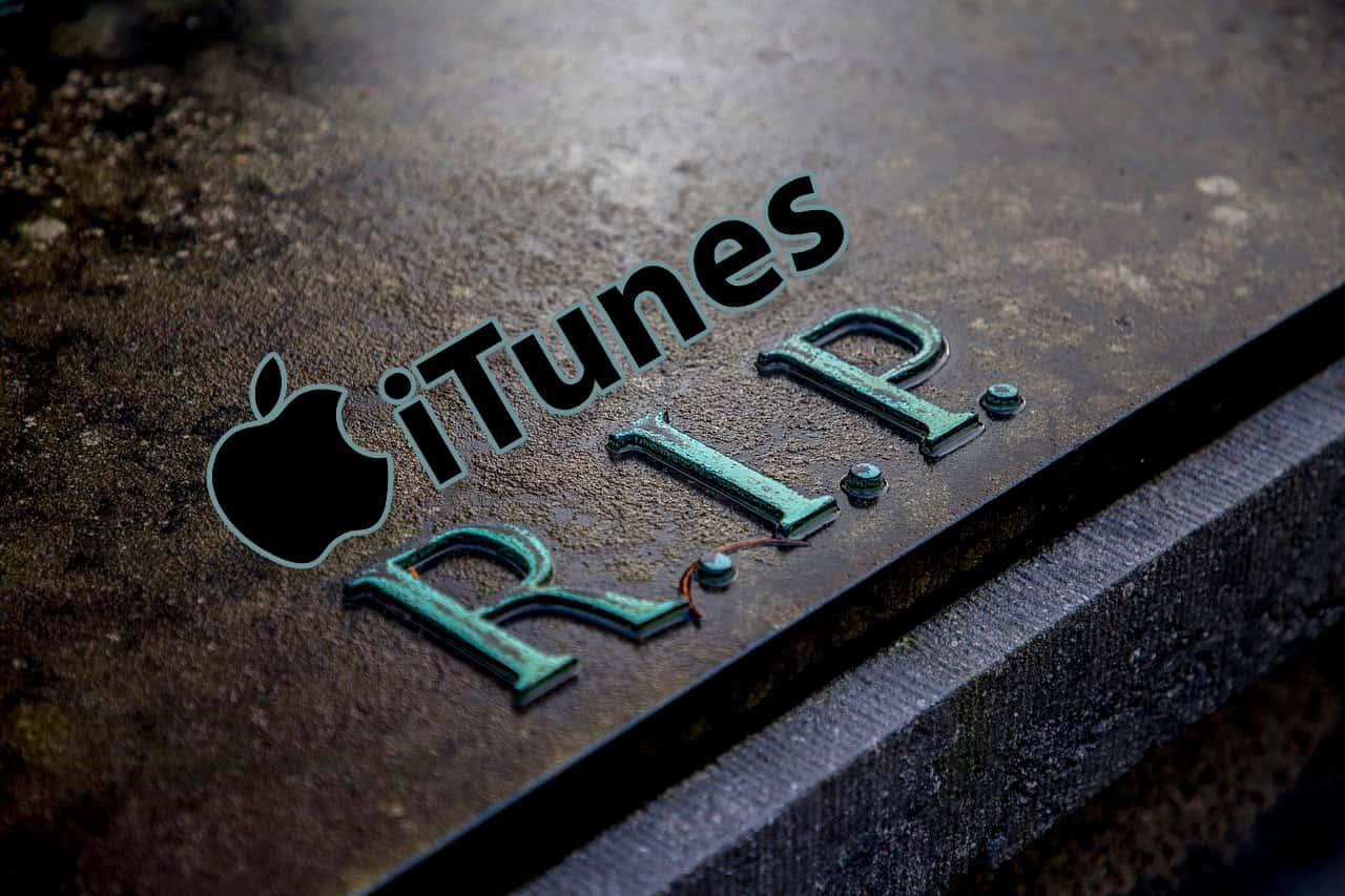 Img - Apple pretende acabar com o iTunes