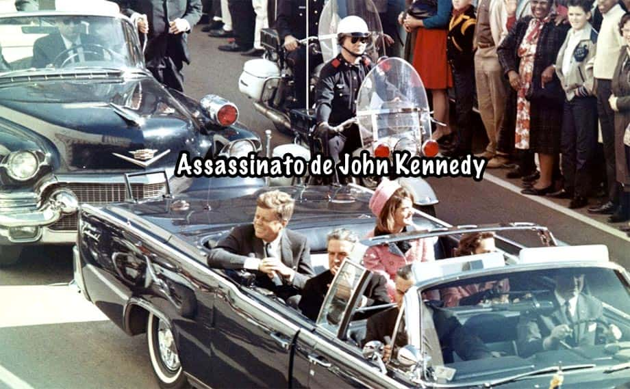 Curiosidades sobre o assassinato de John Kennedy