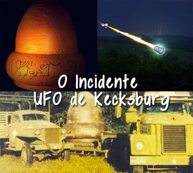 O Incidente UFO de Kecksburg